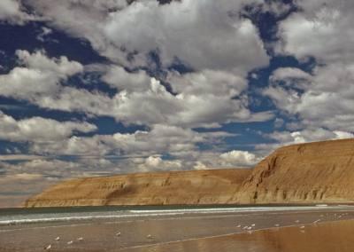 Playa Rada Tllly, Comodoro Rivadavia