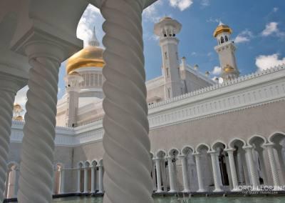 Mezquita Omar Ali Saiffudien, Bandar Seri Begawan