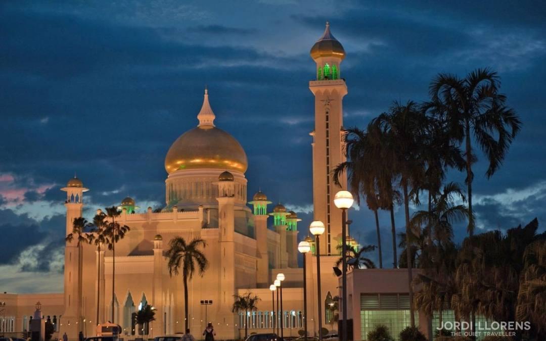 Brunéi, el rincón olvidado de Borneo