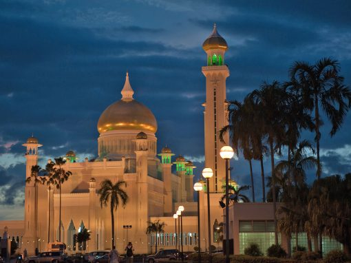 Brunei, the forgotten corner of Borneo