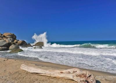 Playa de Arrecifes, Tayrona