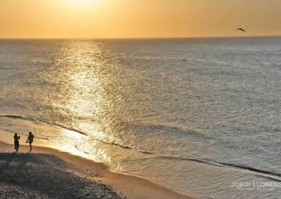 Anochecer, Península de la Guajira