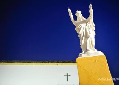 Iglesia del Cerro de la Popa, Cartagena de Indias
