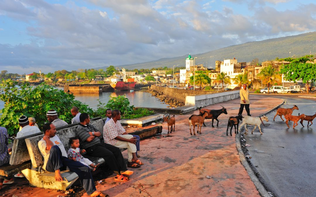 Comores, les illes de la Lluna