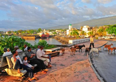 Comoros, the islands of the moon