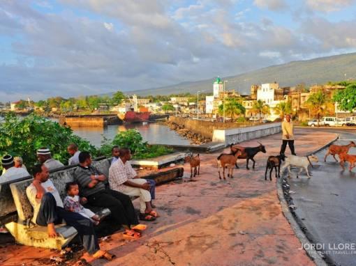Comoras, las islas de la luna