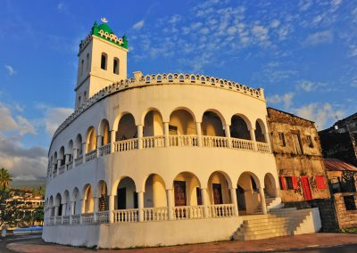Antigua Mezquita del Viernes, Moroni