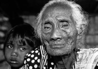 Miradas hacia su bisabuela, Mindanao