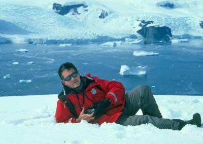 Illa de Cuverville, Antàrtida