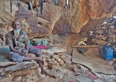 Casa del ermitaño Shalafen, Montañas de Mumi