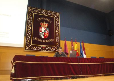 Universitat Castilla La Mancha de Toledo