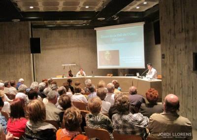 Auditori del museu de Granollers