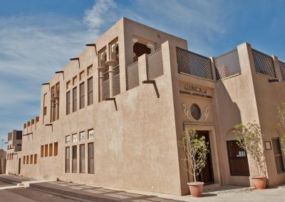 Casa tradicional Al Maktoum, Bur Dubai, Dubai