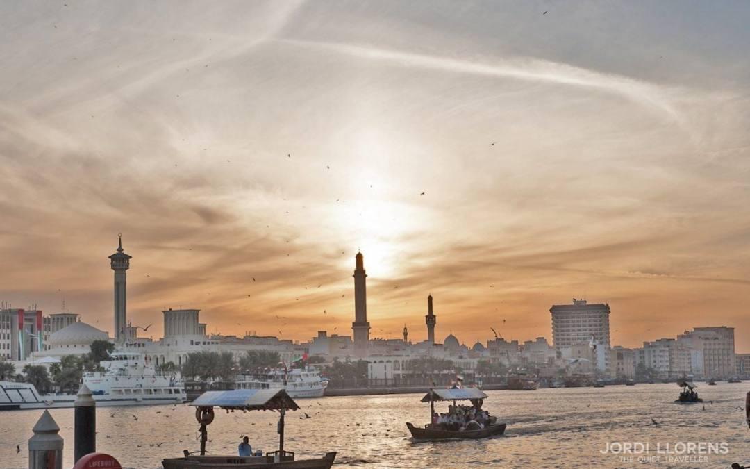 Emiratos Árabes: Dubai – Abu Dhabi