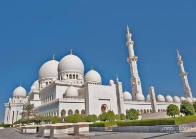 Mezquita Sheikh Zayed, Abu Dhabi