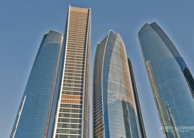 Torres Emirates, Abu Dhabi