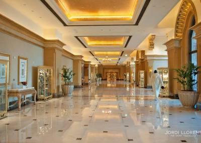 Hotel Emirates Palace, Abu Dhabi