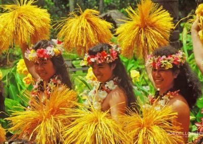 Bailes, Aitutaki