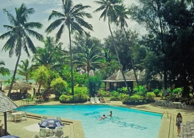 Hotel, Rarotonga