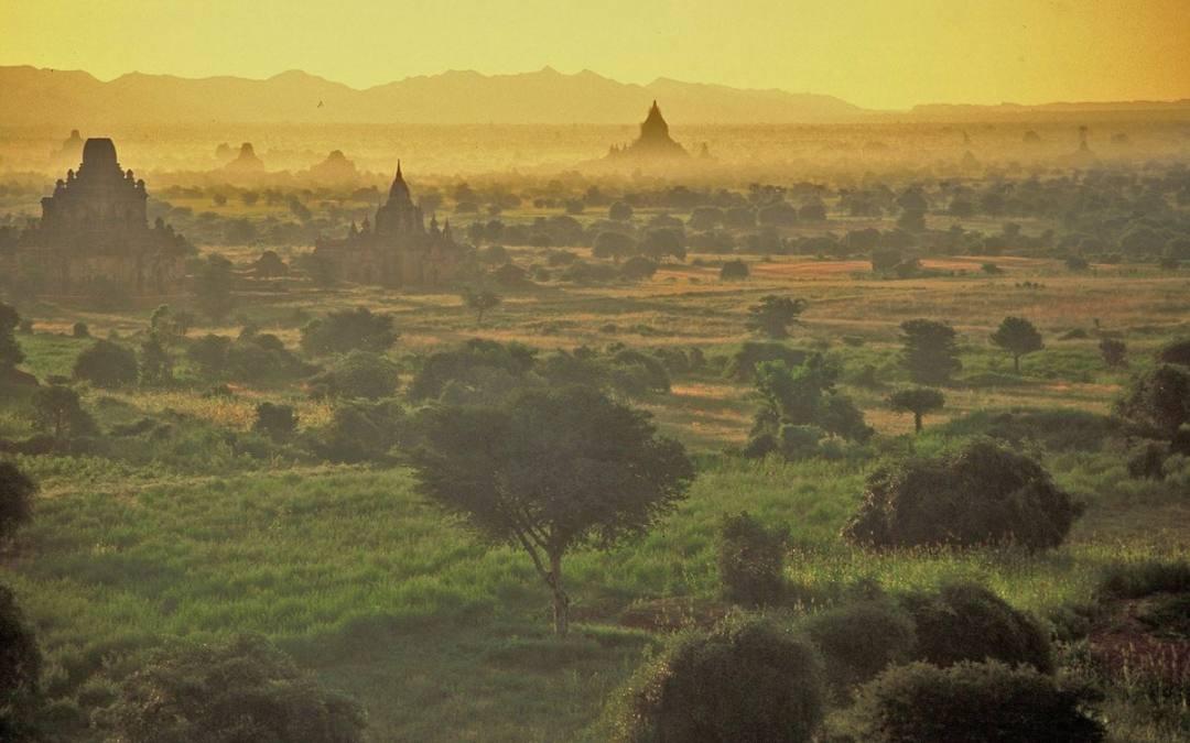 Myanmar, l'antiga Birmània