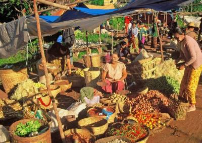 Mercado, Kalaw