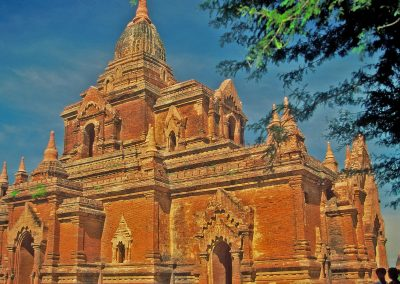 Templo, Bagan