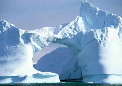 Iceberg, Estrecho Gerlache