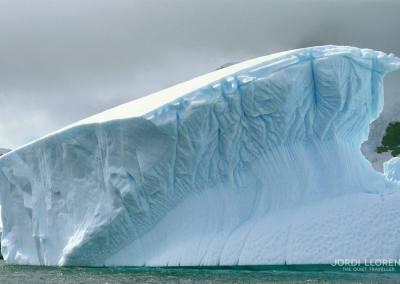 Iceberg, Pleneau