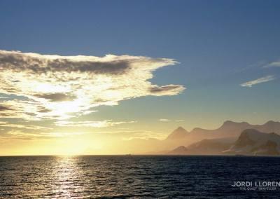 Anochecer, Isla Decepción