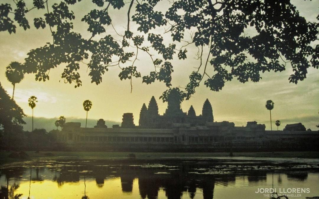 Cambodja, els temples d'Angkor