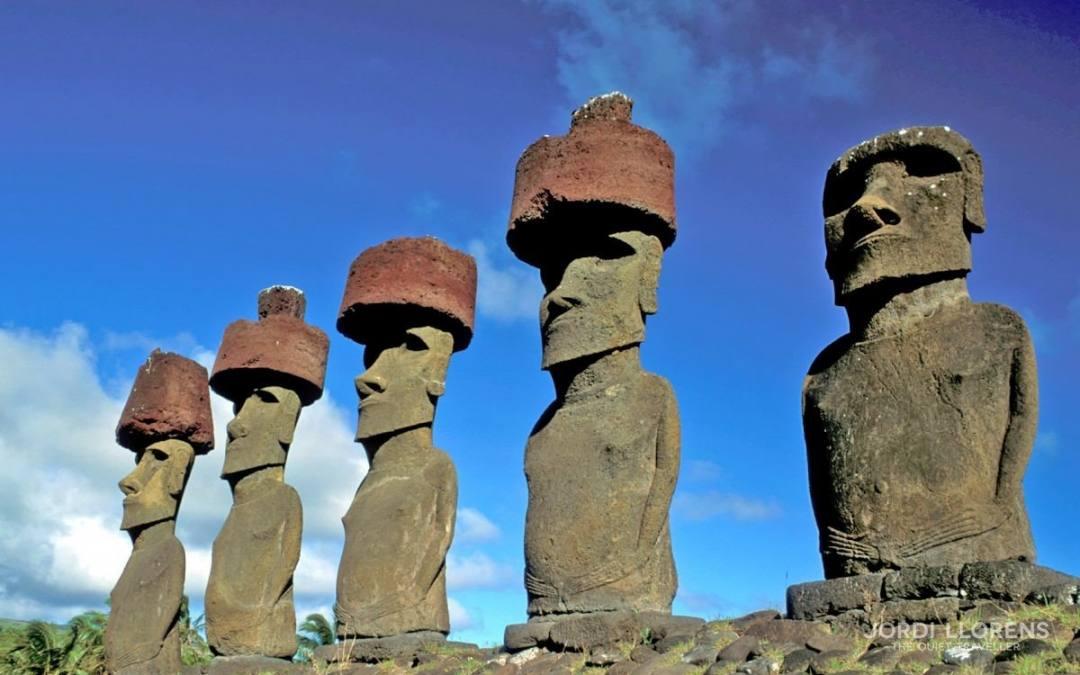 Xile, suggestiu i misteriós
