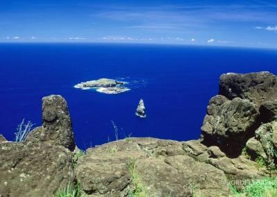 Motus Orongo, Rapa Nui