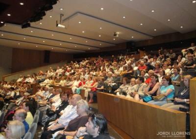 Diputación de Tarragona auditorium  (formerly Caixa de Tarragona)