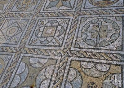 Mosaico, Sabratha