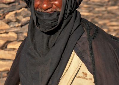 Desierto Akakus, hogar de los tuareg