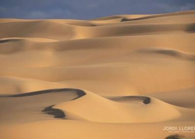 Dunas de Murzuk, desierto Akakus