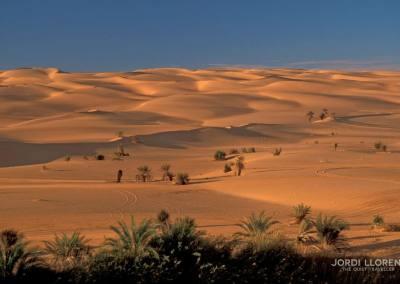 Dunas de Ramlat Ad-Duwadah, desierto Akakus