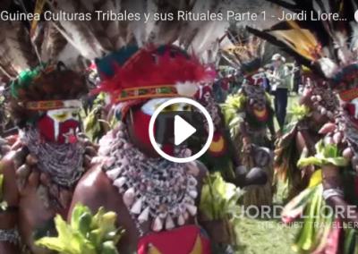 Papúa-Nueva Guinea, ceremonias Singsing
