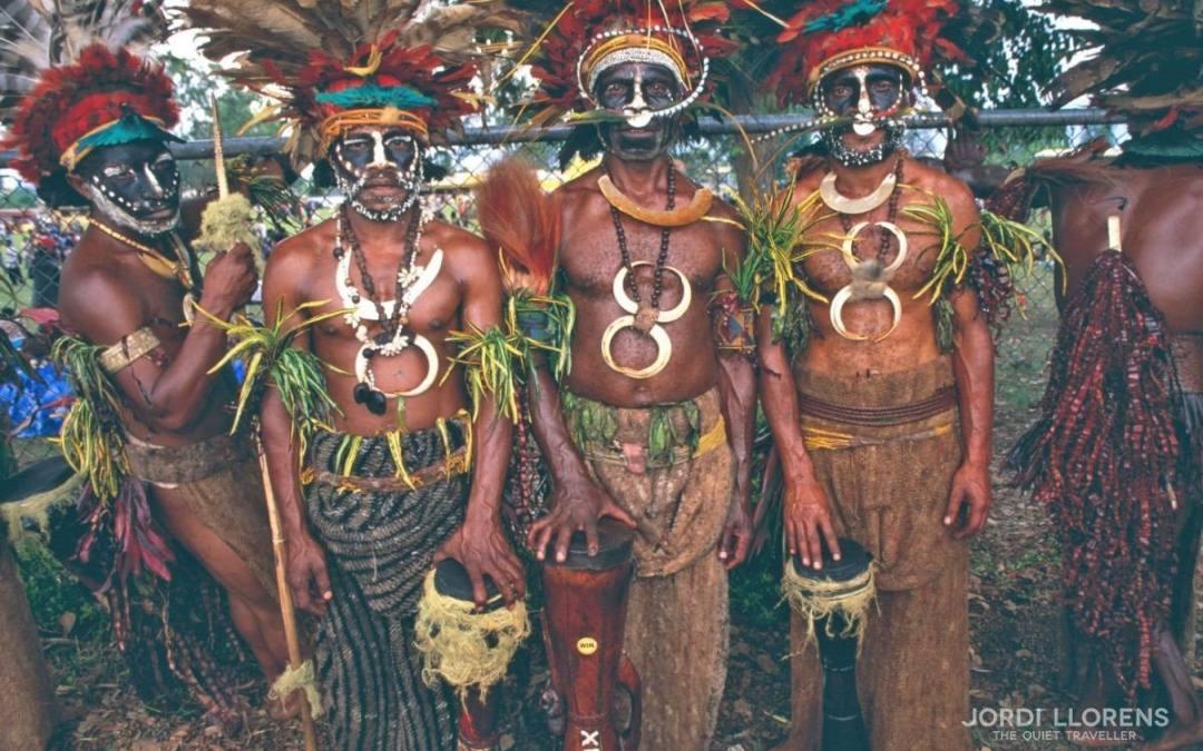 Papua Nova Guinea, l'última terra desconeguda