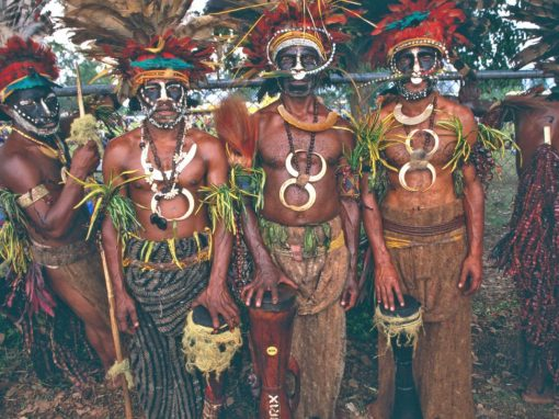 Papúa Nueva Guinea, la última tierra desconocida