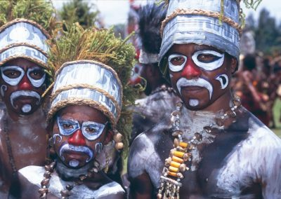Ceremonia Singsing, Goroka