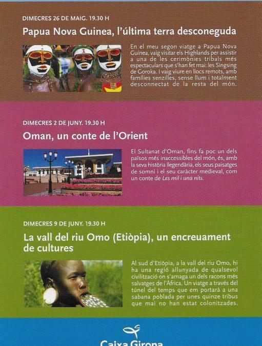 Conferencias Caixa de Girona