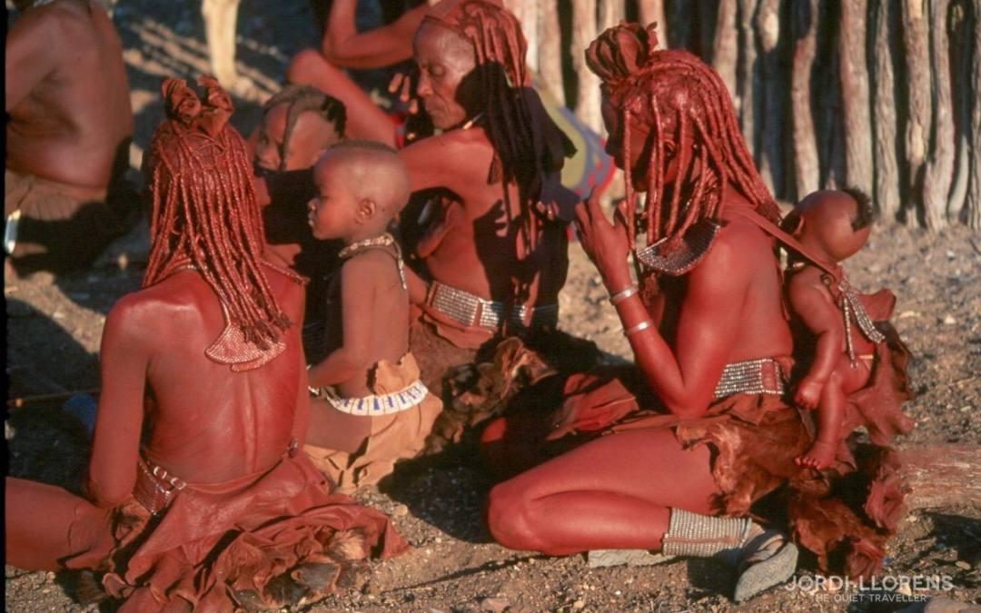 Kaokoland: la tierra de los himbas