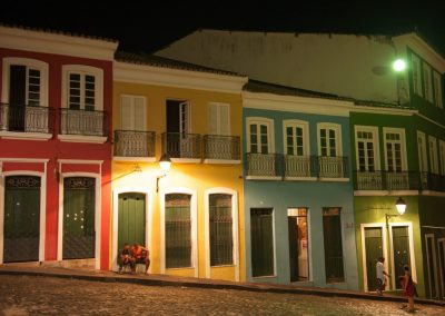 Calle del Pelourinho, Salvador de Bahía