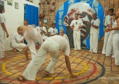 La Capoeira, Salvador de Bahía
