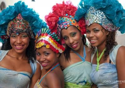 Sonrisas de mujeres brasileñas, Salvador de Bahía