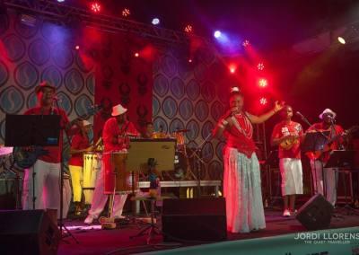 Música en vivo en el Pelourinho, Salvador de Bahía