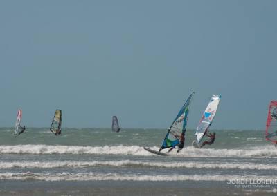 Windsurf en Jericoacoara, Ceara