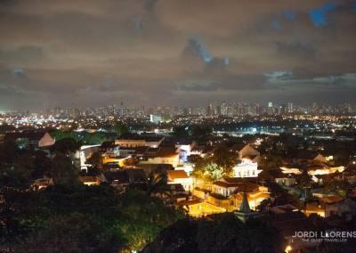 Recife de noche, Pernambuco
