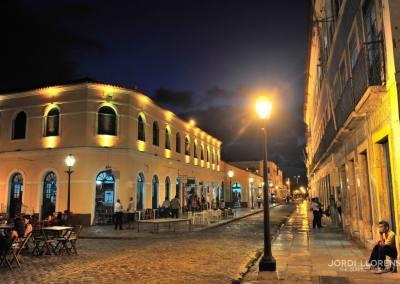 Ambiente nocturno, Sao Luis, Maranhao